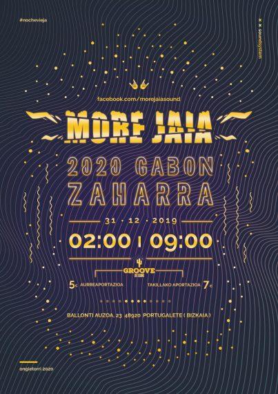 Mere Jaia - Groove
